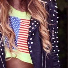I love Studded Jackets.
