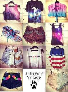 t-shirt shorts tank top american flag galaxy aztec shoes Hipster Stil, Style Hipster, Hipster Fashion, Teen Fashion, Fashion Outfits, Hipster Girls, Vintage Fashion, Hippie Style, Mode Hippie