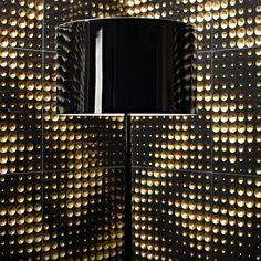 Stone design tiles - Gold Leaf - Luxury 2   Lithos Design