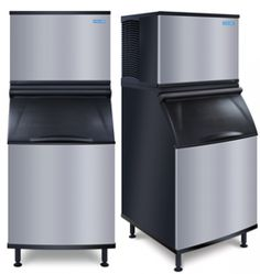 We've got a scratch and dent section on the website that you can get some awesome #ice machines.