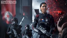 'Star Wars Battlefront II' makes being the bad guy feel normal When Disney gave Electronic Arts the exclusive gaming rights to Star Wars the company took the brand almost literally. EAs first take on the Battlefront franchise was little more than a war am Xbox One, Darth Maul, Le Retour Du Jedi, Janina Gavankar, Starwars Battlefront, Look Star, Electronic Arts, Disney, Odense