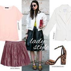 Compre moda com conteúdo, www.oqvestir.com.br #Fashion #BlogOQVestir #News #Shop