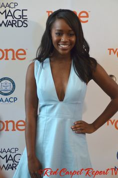 Aja Naomi King at the 46th NAACP Image Awards Nominee Press Conference #naacpimageaward  http://www.redcarpetreporttv.com/2014/12/09/interviews-with-tessa-thompson-aja-naomi-king-and-alfred-enoch-from-the-46th-naacp-image-awards-nomination-announcement-plus-complete-list-of-nominees-naacpimageawards-interviews-photos-video-aw/