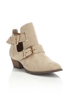 Axis Stone Cut Out Boot - View All  - New In