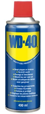 WD40, pur van het raam halen met WD40, kauwgom uit het haar halen met WD40,