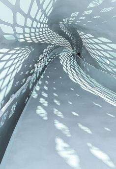 Gallery - Non-Linear Architecture Parametrics Workshop 2010 at Tsinghua University - 17