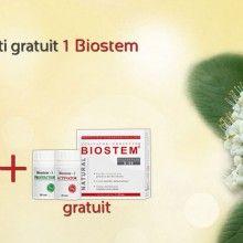 1 BIOSTEM + 1 BIOSTEM GRATUIT  !