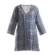 Welcome to Blε - Ble Resort Collection Printed Blouse, Kaftan, Shirt Outfit, Tunic Tops, Blouses, Shirts, Shopping, Collection, Women