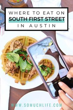 South First Street is the little sister to the iconic South Congress. And just like its older sister, there is so much to do and eat. Here is my guide for where to eat on South First Street in Austin, Texas. #atxeats #visitaustin #austintexas
