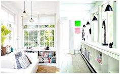 szafki na książki pod parapetem salon - Szukaj w Google