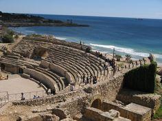 Anfiteatre romà de Tarragona. Catalunya