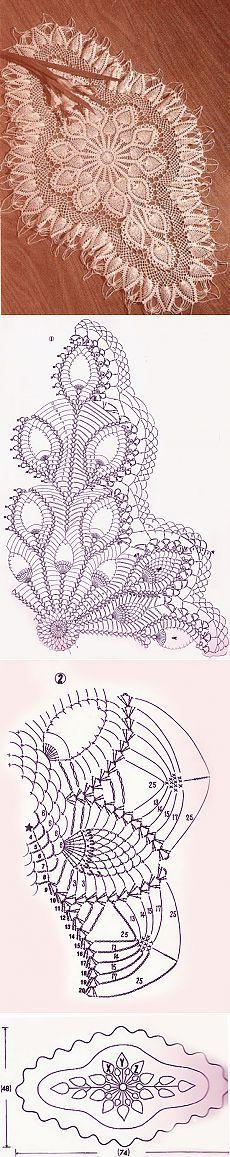 Вязание крючком | Записи в рубрике Вязание крючком | Ларчик Натальи