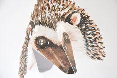 Hedgehog    https://www.etsy.com/listing/105726333/set-of-5-hedgehog-3d-pop-up-cards