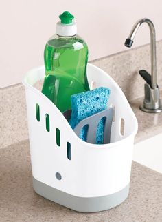 Kitchen Sink Caddy | Storage Solutions | CarolWrightGifts.com