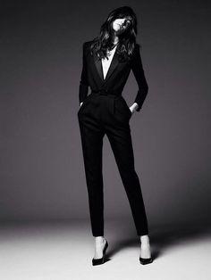 men need GA, women need YSL #SaintLaurent #suits More