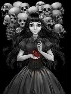 Heart In The Skulls