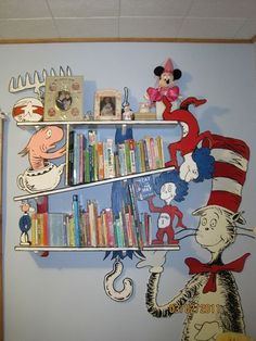 Dr Seuss Baby room for sure doing this for our Dr. Seuss baby room Dr Seuss Baby room for sure doing
