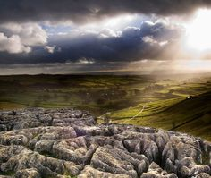 Karst The history and beauty of Malham Cove in Yorkshire Scarborough Castle, Financial Times, Buckingham Palace, Pavement, Yorkshire, Places Ive Been, Scotland, Places To Visit, England
