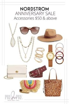 Great finds at the Nordstrom Anniversary Sale. I've rounded up my top picks in accessories above $50. Hot Summer Outfits, Fall Outfits, Fall Lookbook, Initial Pendant Necklace, Warm Weather Outfits, Summer Necklace, Nordstrom Anniversary Sale, Weekend Wear, Spring Trends