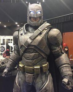 Batman armor 1/1  in toysoul hong kong
