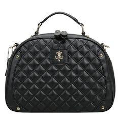 Valin Q0443,femmes Noir véritable de modèle de sac à main en cuir 29x20x11 cm (B x H x T): Amazon.fr: Chaussures et Sacs