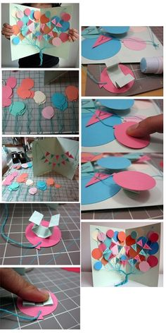 New birthday card diy for teens gift ideas 28 ideas - Diy Birthday Cards Birthday Cards For Mom, Birthday Diy, Handmade Birthday Cards, Birthday Gifts, Paper Crafts For Kids, Fun Crafts, Diy And Crafts, Gifts For Teens, Diy For Teens