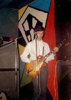 Eric Clapton w/ John Mayall & the Bluesbreakers, 1966