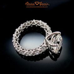 The Stephanie 18K White Gold