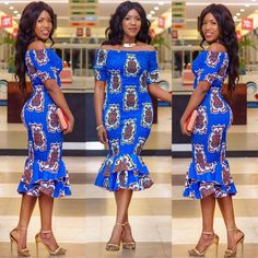 Pictures of our most lovely ankara styles of all time for every beautiful lady out here. Some try these lovely ankara styles African Fashion Designers, Latest African Fashion Dresses, African Dresses For Women, African Print Dresses, African Print Fashion, Africa Fashion, African Attire, African Wear, African Women