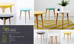 Lookbook   Adairs. little side table for living room or bedside table