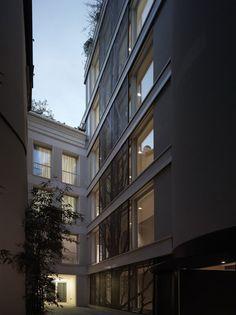 Casa Privata by Arassociati Architetti & Antonella Tesei | HomeDSGN, a daily source for inspiration and fresh ideas on interior design and h...