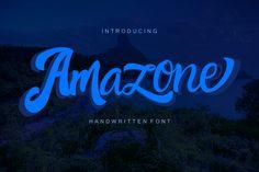 Amazone Script by putra_khan on @creativemarket