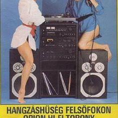 Disco Background, Futurama, Boombox, Audiophile, Old School, Baseball Cards, Vintage, Hungary, Electronics