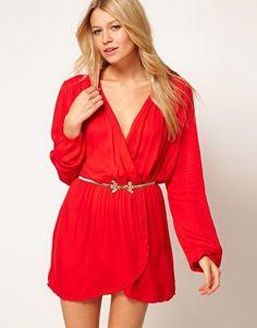 #asos                     #love                     #Love #Wrap #Dress #asos.com                        Love Wrap Dress at asos.com                                                   http://www.seapai.com/product.aspx?PID=1308845