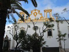 Church of São José do Hospital - Igreja de São José  (ou do Hospital do Espírito Santo ) Location: Praça Zacarias Guerreiro, Tavira
