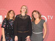 La ganadora y las finalistas del II Premio Titania de Novela Romántica Anna, Long Sleeve, Sleeves, Instagram Posts, Tops, Women, Fashion, Romance Novels, Door Prizes