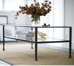 Bronze Metal and Glass Coffee Table - Metal and Glass End Tables Decor Color Ideas with astonishing.view the Rope Coffee Table From Arhaus Like A Sleek. Modern Glass Coffee Table, Lucite Coffee Tables, Coffee Table Images, Stone Coffee Table, Coffee Table With Shelf, Coffee Table Design, Round Coffee Table, Unique Dining Tables, Glass End Tables