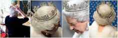 The Queen's Top 10 Diamonds: #2. The George IV State Diadem | MYROYALS BLOG