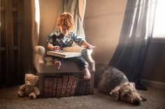 Reading Light by Adrian C. Murray - Photo 135946443 - 500px