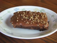 Trim Healthy Mama {Brownies - FP or S} - Sheri Graham