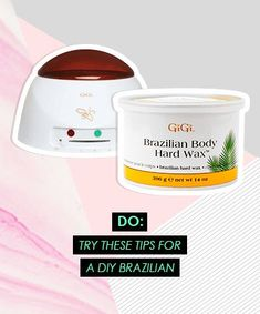 Thinking about trying at-home waxing? Before you do, make sure you know the dos and don'ts of at-home hair removal. Whether you want to explore leg waxing, an at-home bikini wax or an eyebrow waxing kit -- we've got you covered. Best Hair Removal Products, Hair Removal Diy, At Home Hair Removal, Beauty Products, Brazilian Waxing Diy, Brazilian Wax At Home, Waxing Bikini Area, Diy Bikini Waxing, Diy Eyebrow Waxing