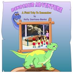 Enjoy #free #children's book full of dinosaurs - Do you know which dinosaur had the most teeth? It was not the T‑Rex https://storyfinds.com/book/17969/dinosaur-adventure-a-field-trip-to-remember