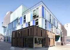 Dance City, Newcastle upon Tyne : HWA : Portfolio : Education