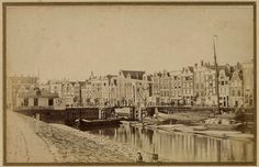 All sizes | Amsterdam Demping Nieuwzijdsvoorburgwal pm 1880 | Flickr - Photo Sharing!