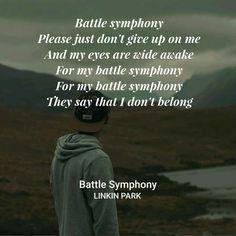 Battle symphony- Linkin park