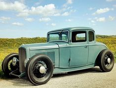 Ford Coupe - Brought to you by Smart-e Rat Rod Trucks, Rat Rod Cars, Diesel Trucks, Old Trucks, Dodge Trucks, Dually Trucks, Pickup Trucks, 1932 Ford, Will Turner