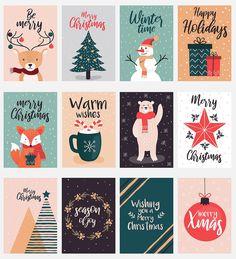 christmas poster christmas poster Hand drawn Christmas greeting cards by Creative Graphics on creativemarket Christmas Doodles, Christmas Drawing, Christmas Greeting Cards, Christmas Art, Christmas Greetings, Holiday Cards, Christmas Decorations, Ukrainian Christmas, Christmas Posters