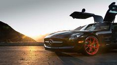 Mercedes-Benz SLS AMG Klassen #mercedes #sls #amg