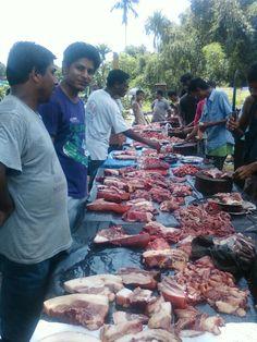 pork market @ sunday