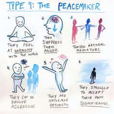 Finally, we're coming to the end of our Enneagram Highlight Reel with Type The Peacemaker. They are trusting, accepting and… Personality Psychology, Personality Types, Psychology Quotes, Enneagram Test, Type 4 Enneagram, Isfp, Type I, Mbti, Positivity